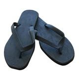 slippers zwart/zwart