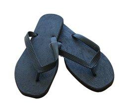 Sarraizienne slippers zwart/zwart