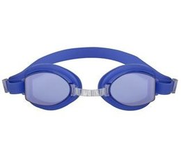 zwem/duikbril blauw