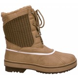 heren snowboots Lumberjack tweed