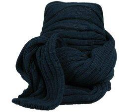 Bernardino sjaal uni navy