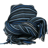 sjaal Bellshill blauw