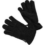 kinderhandschoenen fleece gevoerd zwart