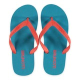 Eeki herenslipper waterblue