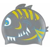 badmuts haai zilver