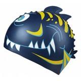 badmuts haai blauw