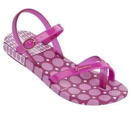 Ipanema Fashion Sandal Kids roze/roze