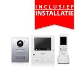Panasonic Intercom Installatie Deluxe Pakket