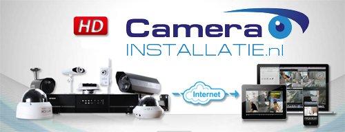 Compleet pakket beveiliging met camera's incl installatie