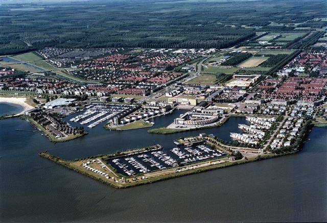 Camerabewaking voor de jachthaven in Zeewolde
