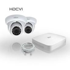 Dahua Compleet HDCVI Pakket 2 Camera