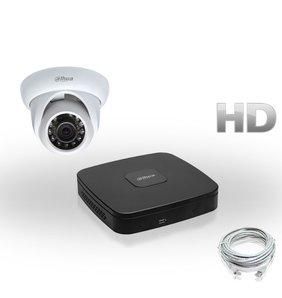 Dahua Compleet HD IP Pakket 1 Camera