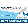 Sticker videobewaking - camera's 74 x 105