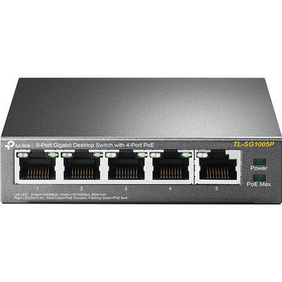 TP-Link TL-SG1005P - PoE
