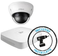 Camerabewaking / alarmsysteem - inclusief installatie