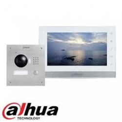 Dahua intercom set 2-draads