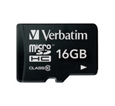 Micro SDHC geheugenkaart 16GB