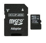 micro SDHC geheugenkaart 32 GB
