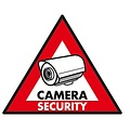 Sticker camera security beveiliging