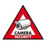 Sticker camera security beveiliging