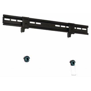 """Ultra platte TV muurbeugel 42 - 65""""/107 - 165 cm 45 kg"""