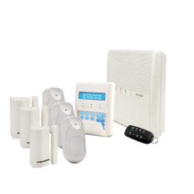 Alarmsysteem deluxe - Inclusief installatie