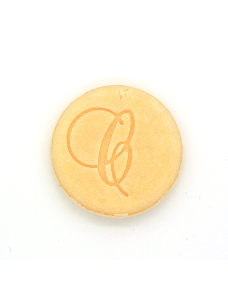 Shampoo bar Sweet Citrus tegen vet haar