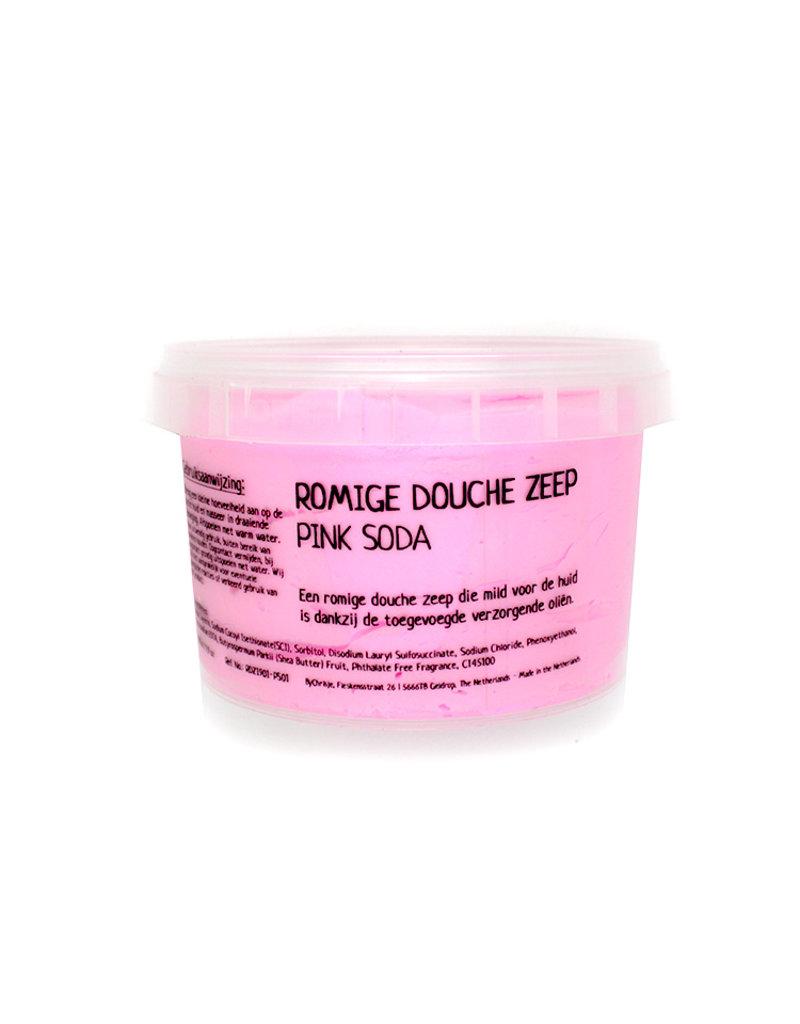 Romige Douche Zeep -  Pink Soda