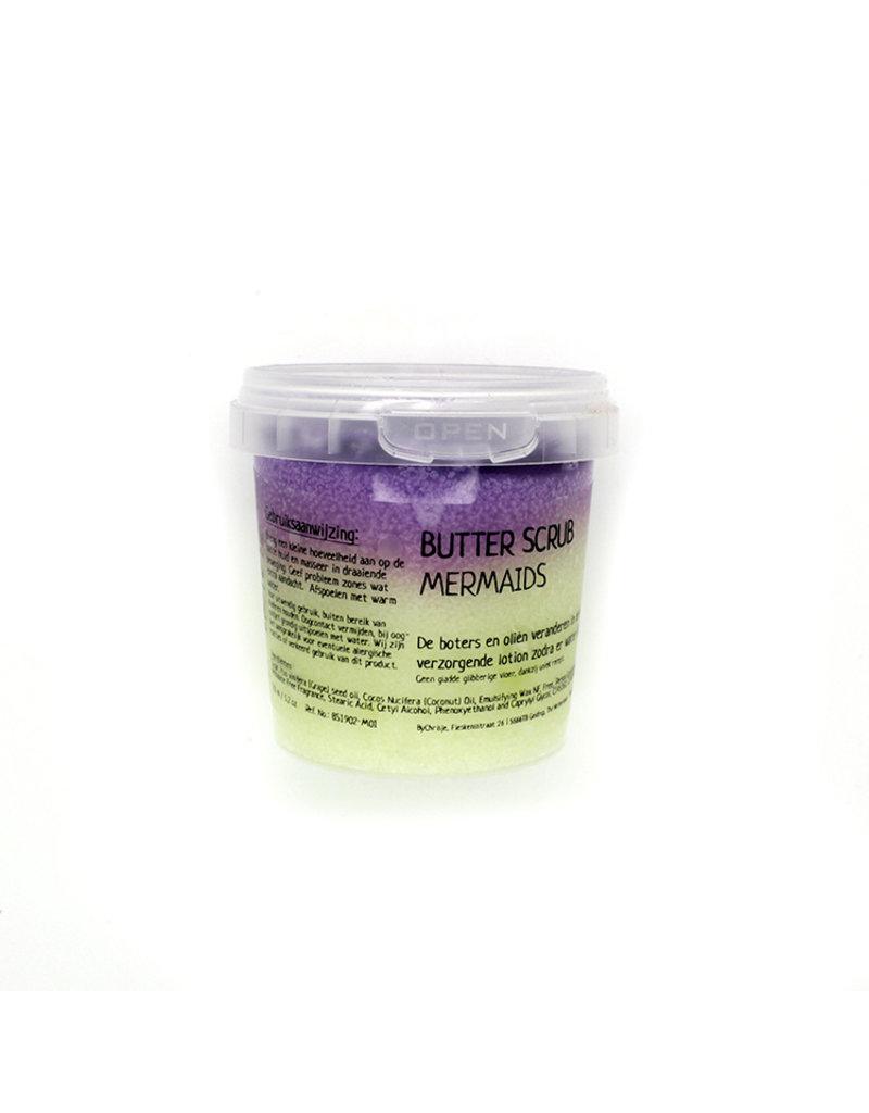 Butter Scrub - Mermaids