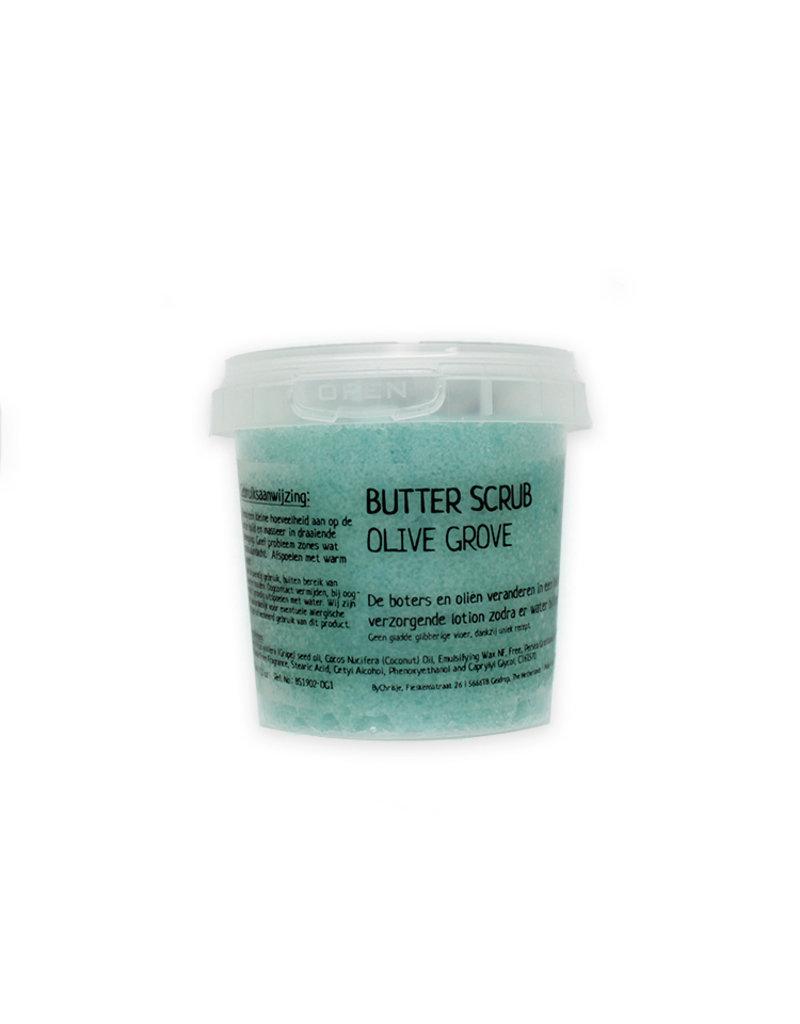 Butter Scrub - Olive Grove