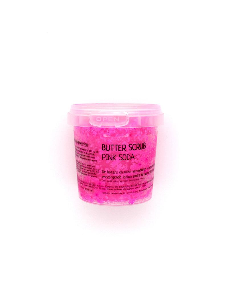 Butter Scrub - Pink Soda