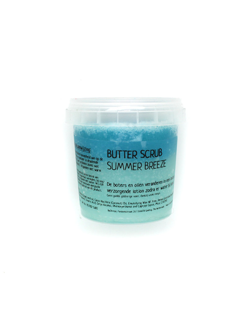 Butter Scrub - Summer Breeze