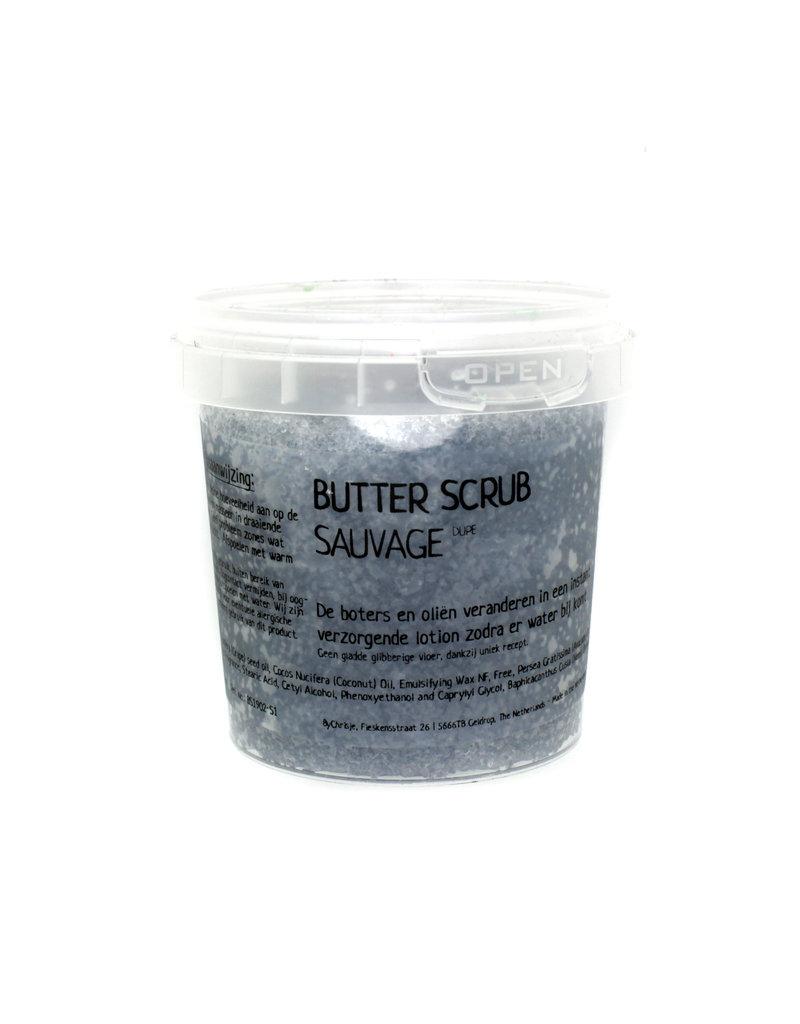 Butter Scrub - Sauvage