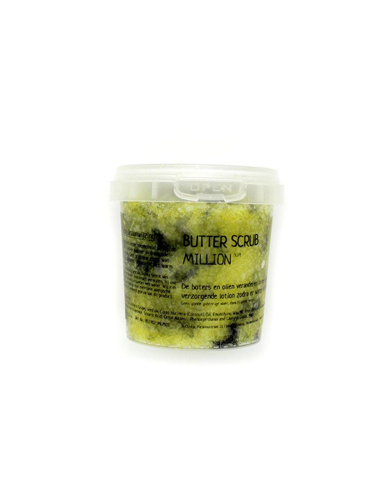 Butter Scrub - MIllion