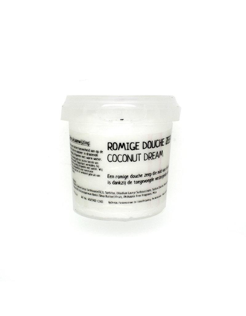 Fluffy Body Butter - Coconut Dream