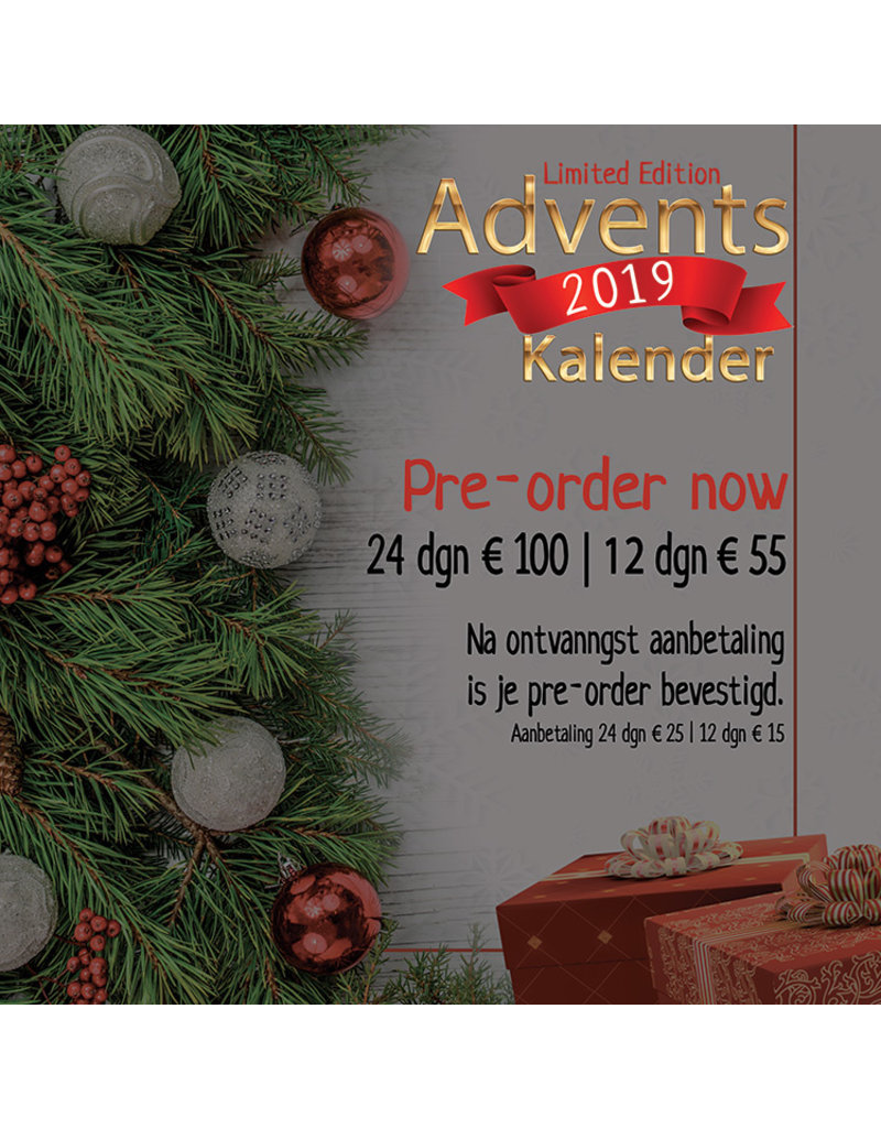 Adventskalender BOx