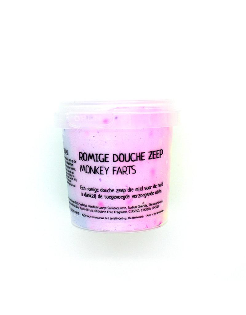 Romige Douche Zeep - 120ml