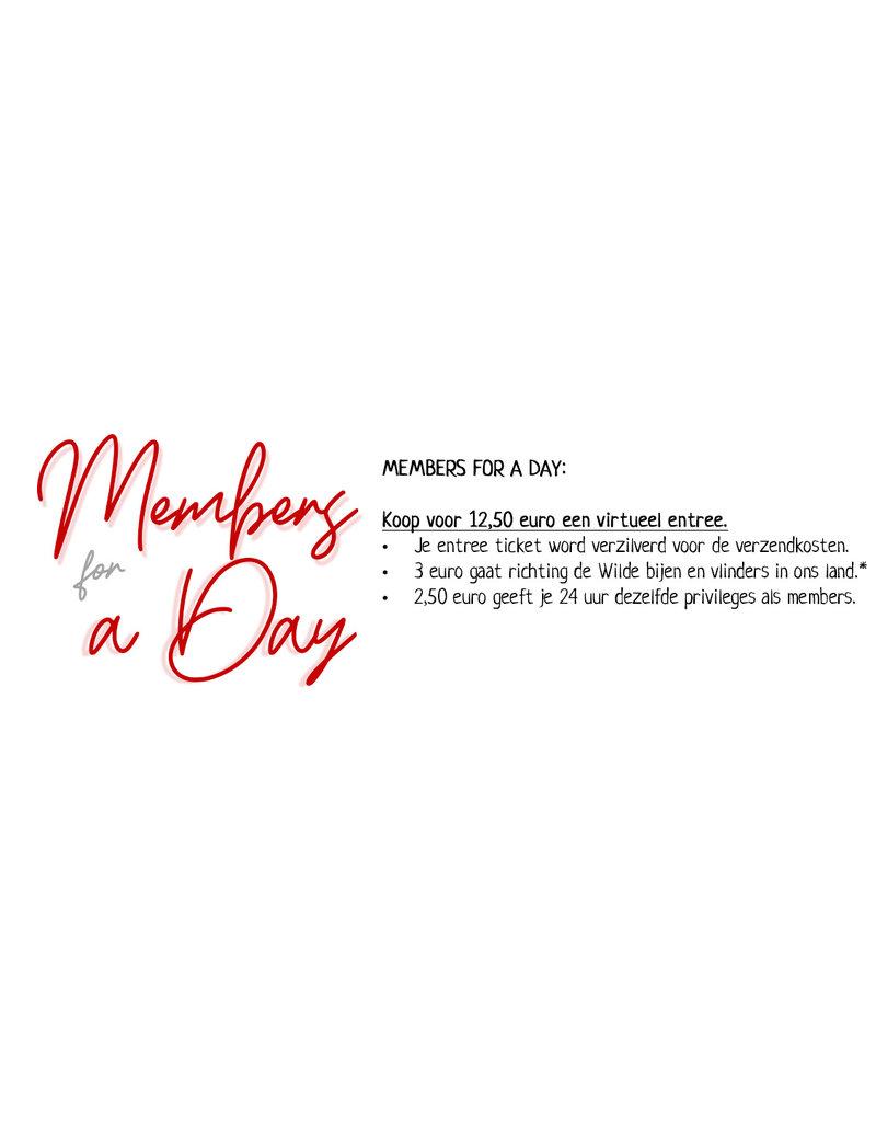Playa ByChrisje - Members for a Day