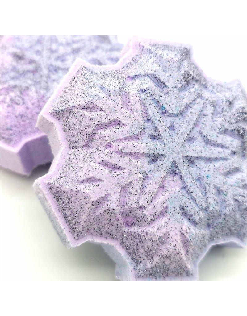 Bath Brick - Royal Snowflakes