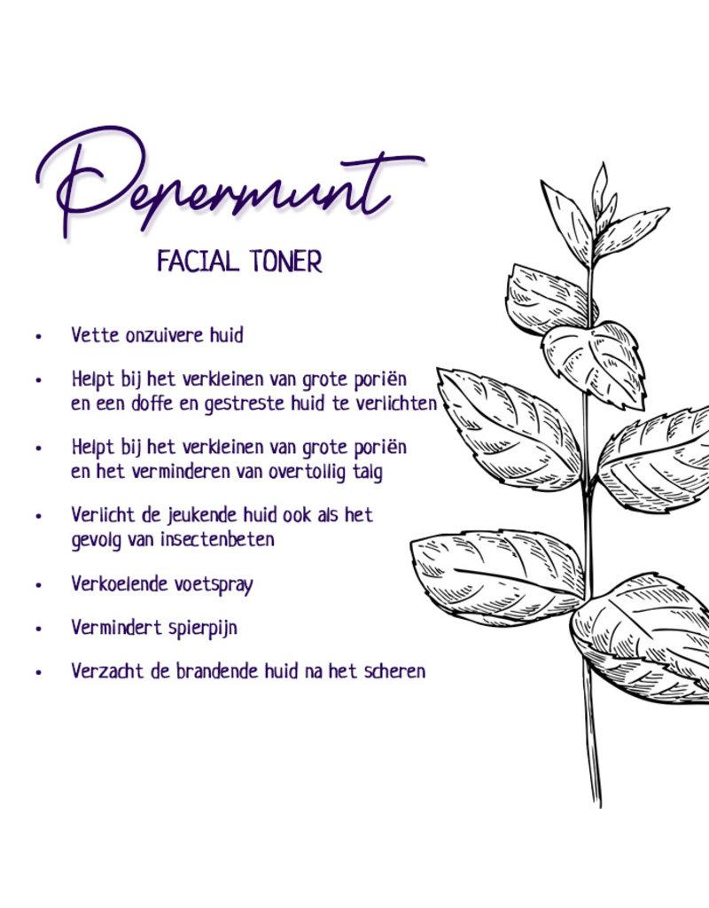 Facial Toner - Peppermint