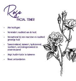 Facial Toner - Rose