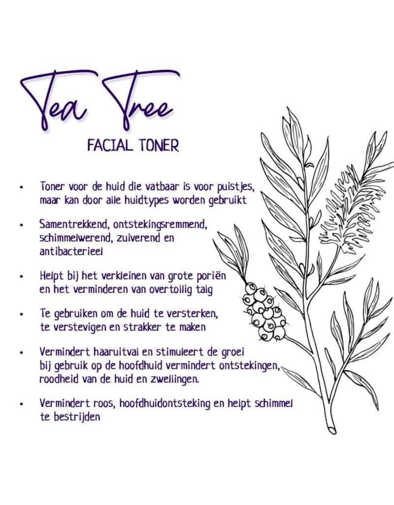Facial Toner - Tea Tree