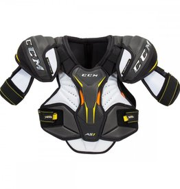 CCM SUPER TACKS AS1 SHOULDER PADS JR