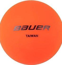 Bauer Streethockey Ball Warm Orange