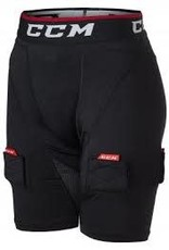 CCM CCM COMPRESSION SHORTS W/ JILL/TABS