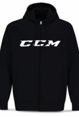 CCM Full Zip Hoody Jr