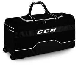 CCM 370 Basic Wheel Bag Black 33''