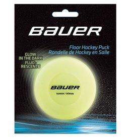 Bauer Street Floor Puck Glow in the Dark