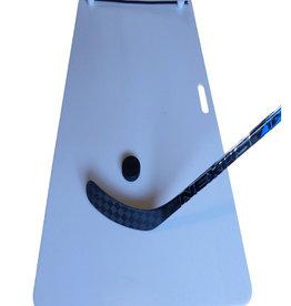 Simulated Ice Board & Passer 140x75 cm