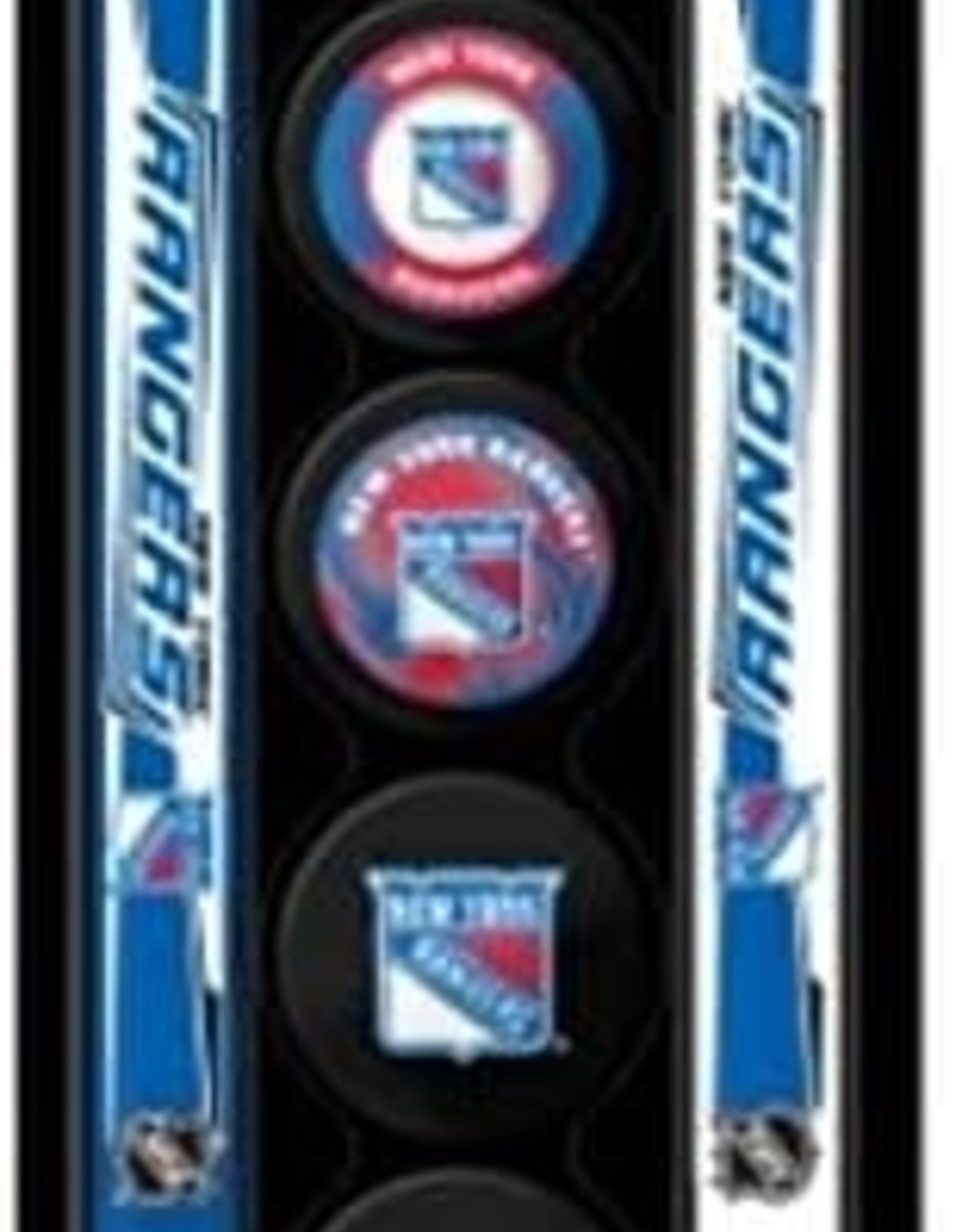 NHL Mini Stick Set With Foam Puck NY